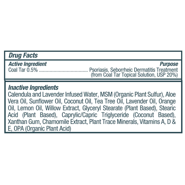 Amazon.com: Advanced Psoriasis Treatment Cream Moisturizer. Instant ...