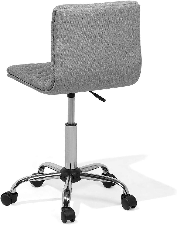 Beliani Chaise de Bureau Orlando Style Moderne en
