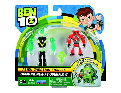 Amazon.com: Ben 10 BEN36200 Toys, Nylon/A: Toys & Games