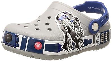 2f965ce84f Crocs Kids  Crocband R2-D2 Lights Clog
