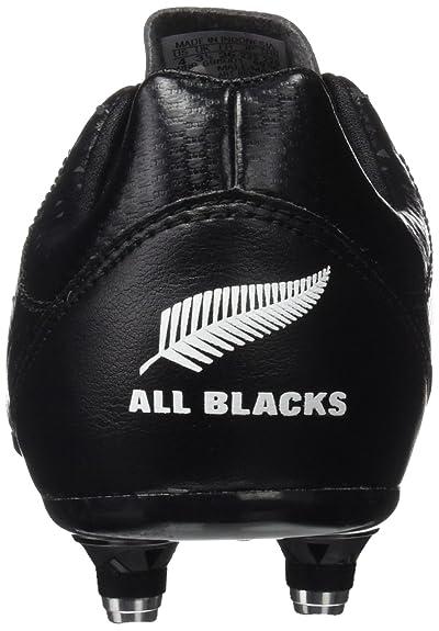 adidas Blacks J SG, Scarpe da Rugby Unisex