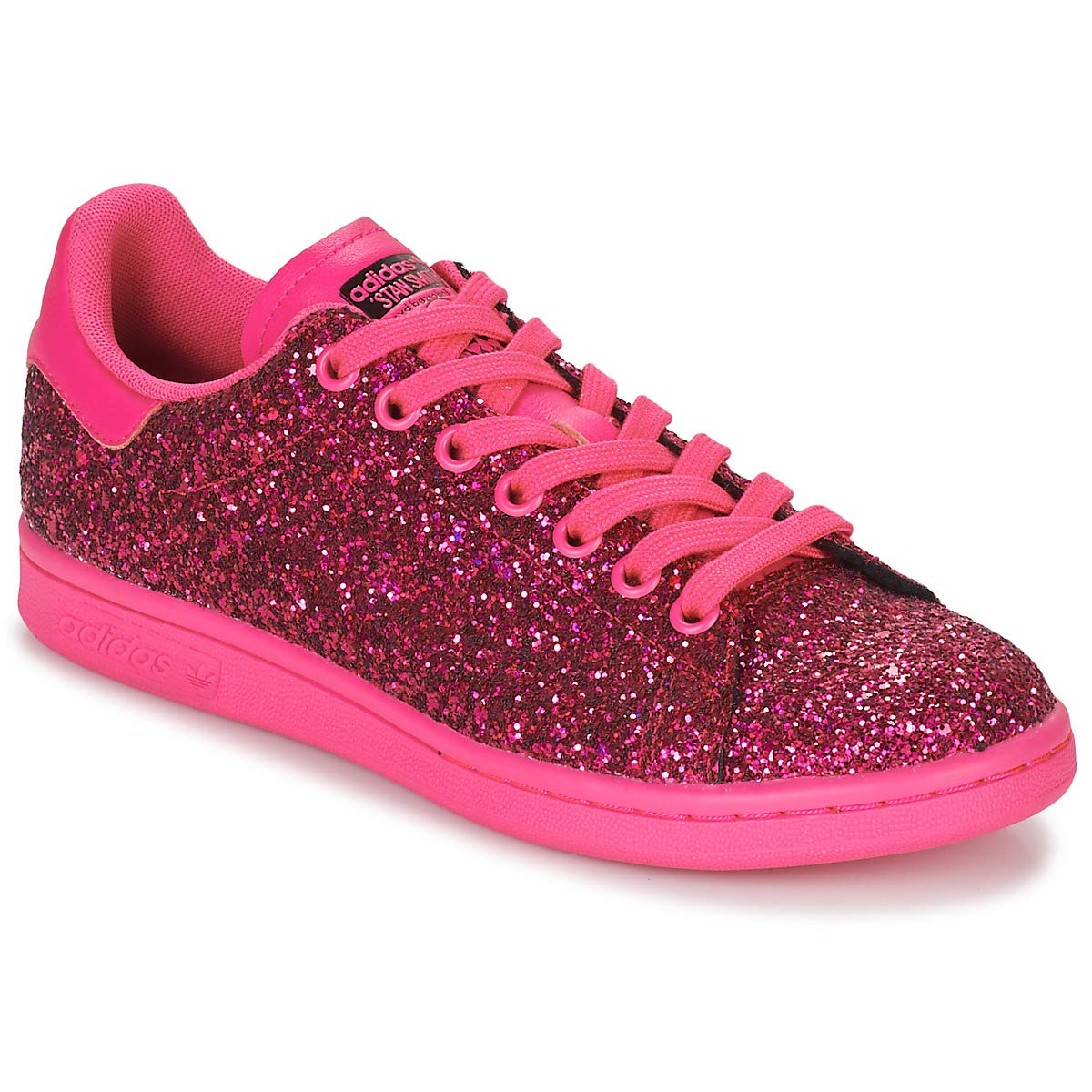 Adidas Originals Stan Smith W Turnschuhe Damen Rosa Turnschuhe Low