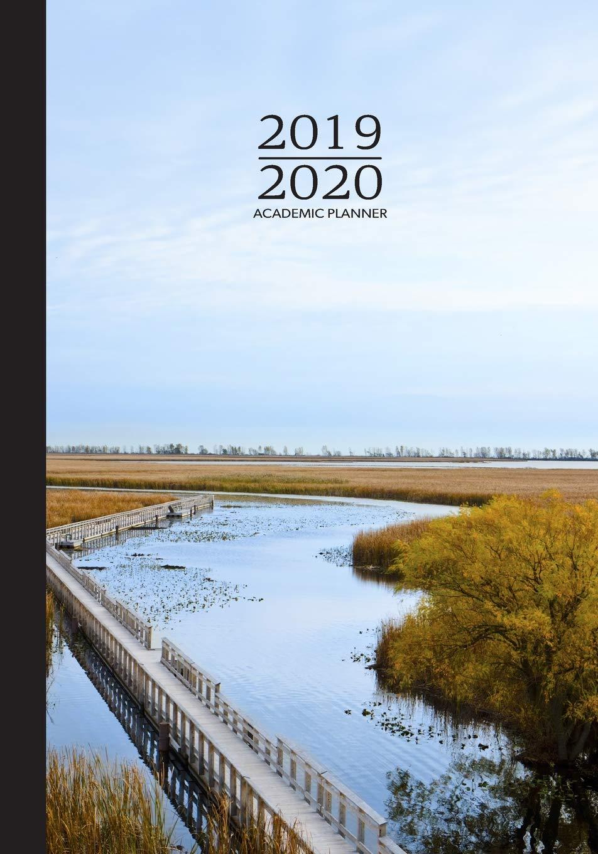 Uml Academic Calendar Fall 2020 2019   2020 Academic Planner: 1 YR Weekly & Monthly September
