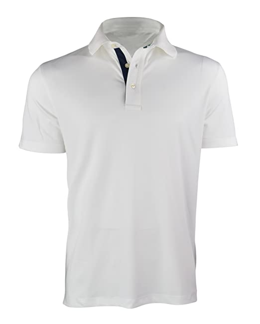 Tommy Hilfiger Hombres Neil LC bandera polo, Blanco, XL: Amazon.es ...
