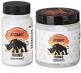 Atomic Rhino Smelling Salts 20 Ampoule 1 Reusable
