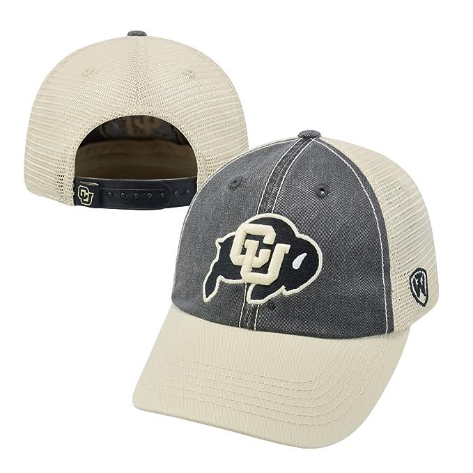 info for fb7cd 2e777 Amazon.com   Top of the World NCAA Cincinnati Bearcats Offroad Snapback  Mesh Back Adjustable Hat, One Size, Red Black Khaki   Sports   Outdoors