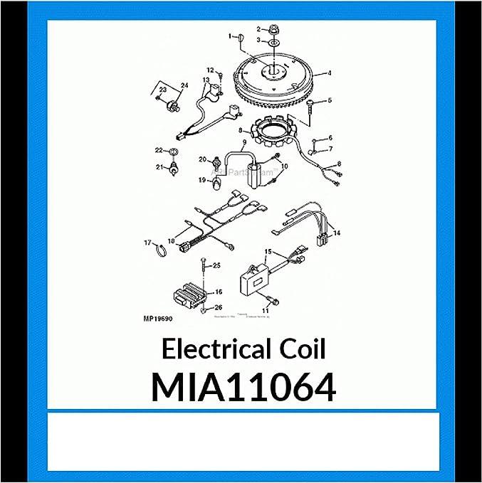 Bobina de encendido anti-alta temperatura bobina de encendido de motocicleta para reparaci/ón de motocicletas KAWASAKI ZX636 ZX6R ZXR9F ZX R9F 636 NINJA 2005-2016