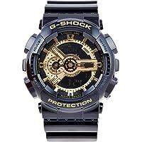 Relogio Masculino Casio G-shock Anadigi Ga-110gb-1adr - Preto