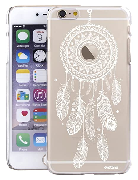 coque iphone 6 plus transparente rigide