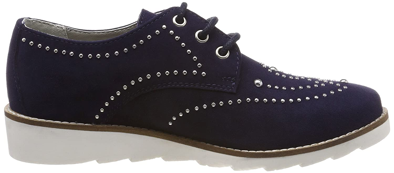 Neues Design MARCO TOZZI Damen 23713 Oxford Blau (Navy
