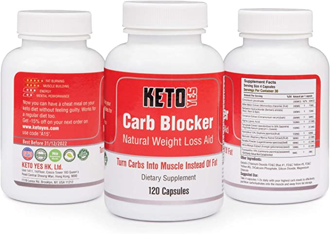 carb blocker with a ketogenic diet