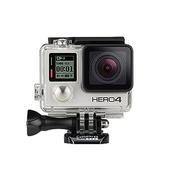 GoPro HERO4 SILVER: Amazon.co.uk: Camera & Photo