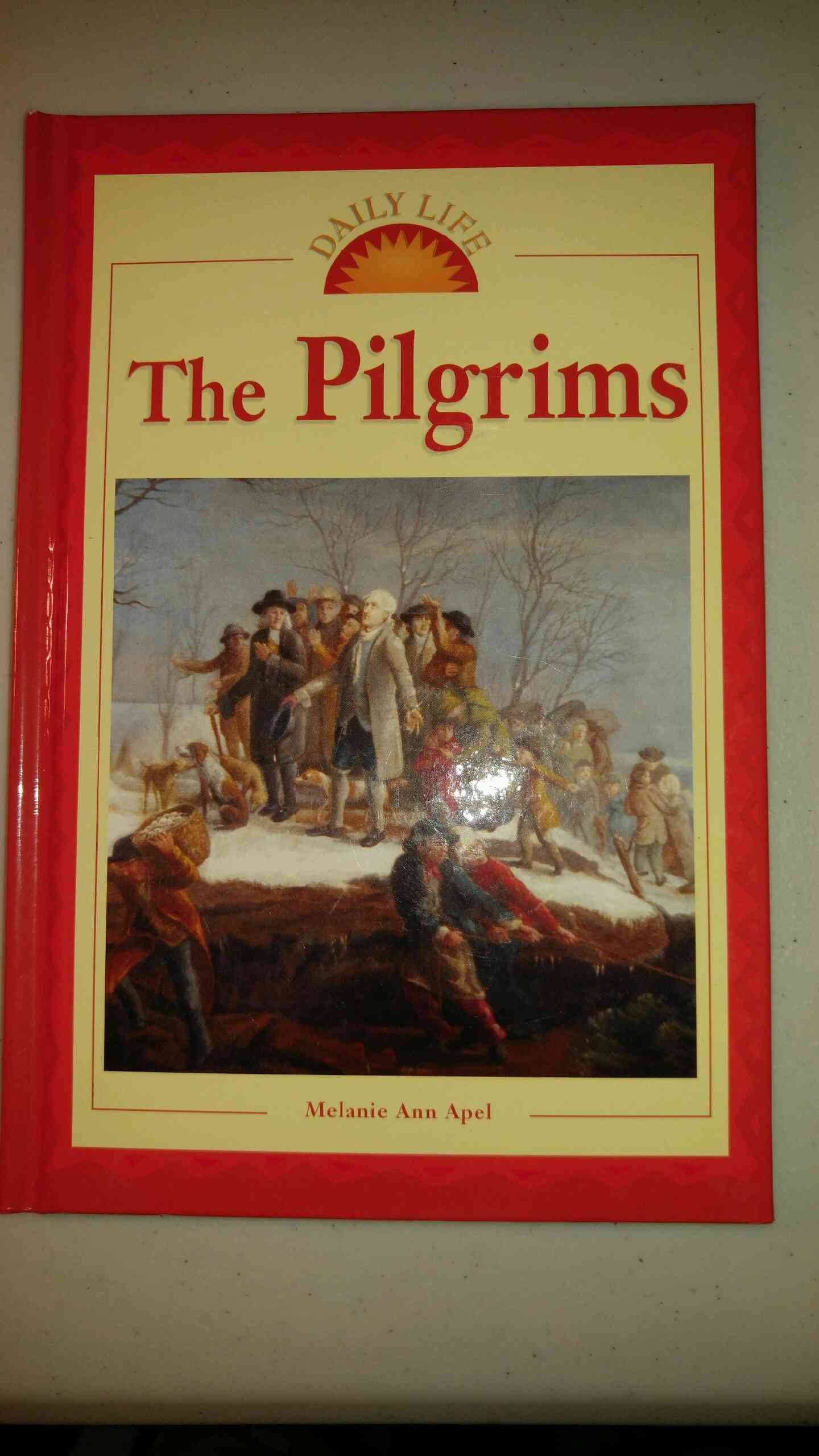 Daily Life - The Pilgrims pdf epub