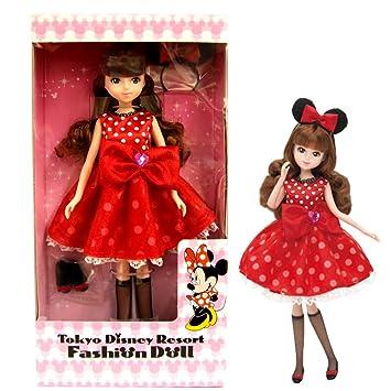 072a98f8b2f8ed ミニー マウス お 人形 ファッション ドール 着せ替え ディズニー 女の子 おもちゃ プレゼント ( ディズニー リゾート限定