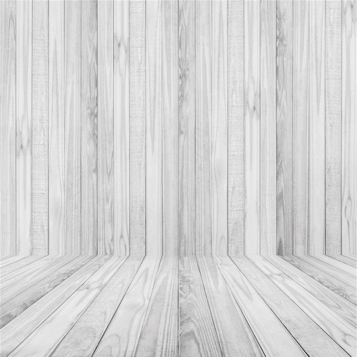 YEELE White Room Wall Backdrop 6.5x6.5ft 3D Fashion Tile Wall Interior Photography Background Modern House and Home Design Kids Adults Artistic Portrait Photoshoot Studio Props Digital Wallpaper