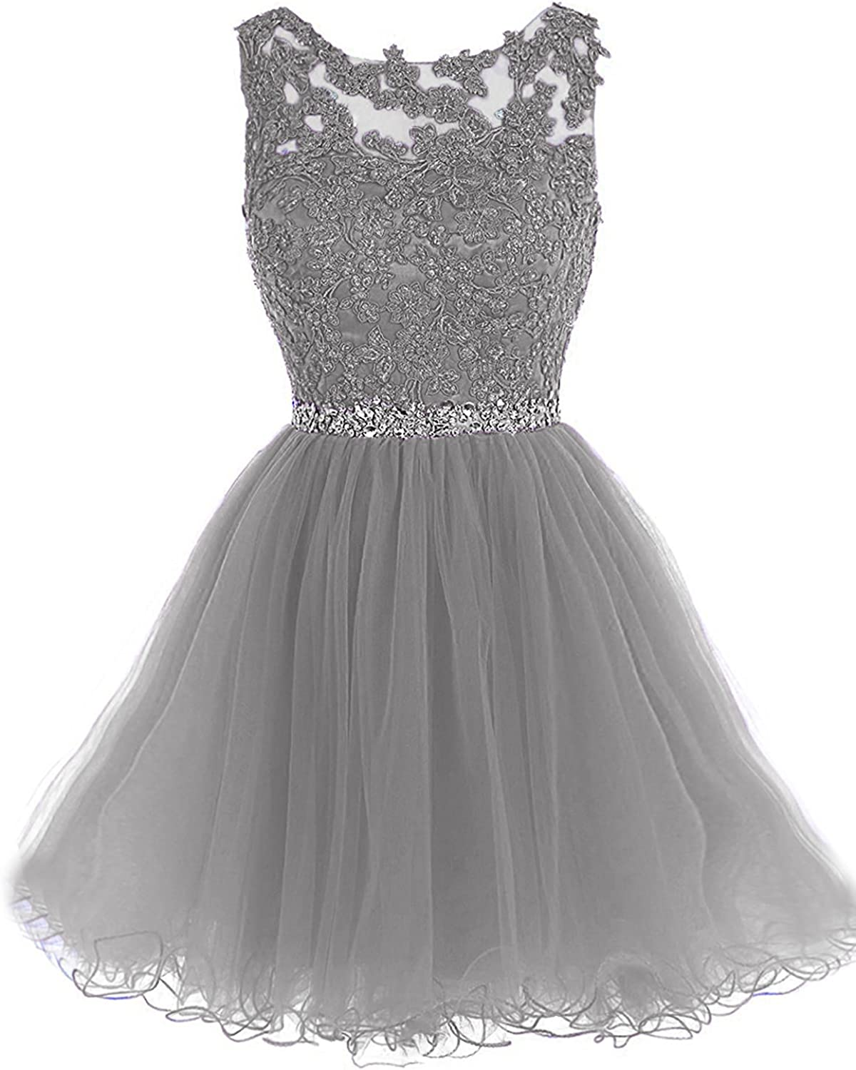 Short Tulle Homecoming...