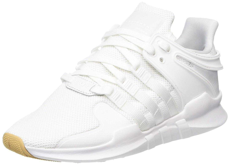 Blanc (Ftwbla Ftwbla Gum3 000) adidas Equipment Support Advanced, baskets Basses Homme 45 1 3 EU