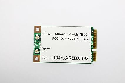 HP G60-235WM Notebook Atheros WLAN Drivers Mac