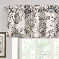 Blackout Curtain Valances for Kitchen Windows / Living Room / Bathroom Privacy Protection Rod Pocket Decoration Winow…