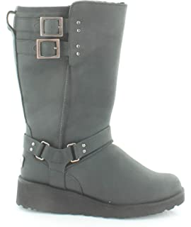 3a83a21e3fa Amazon.com | UGG Australia Women's Noira Casual Shoes, Black, 5 US ...