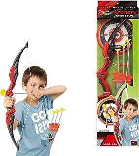 it if it Tir Jouet Emulational l'arc et La Flèche Jouet Jeux Exterieur pour Enfants