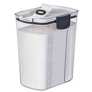 Progressive PKS-500 ProKeeper Sugar Storage Container, Small, Clear