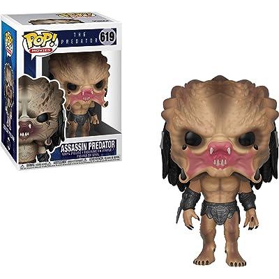 Funko 31302 Pop Movies: The Predator - Assassin Predator Collectible Figure, Multicolor: Toys & Games