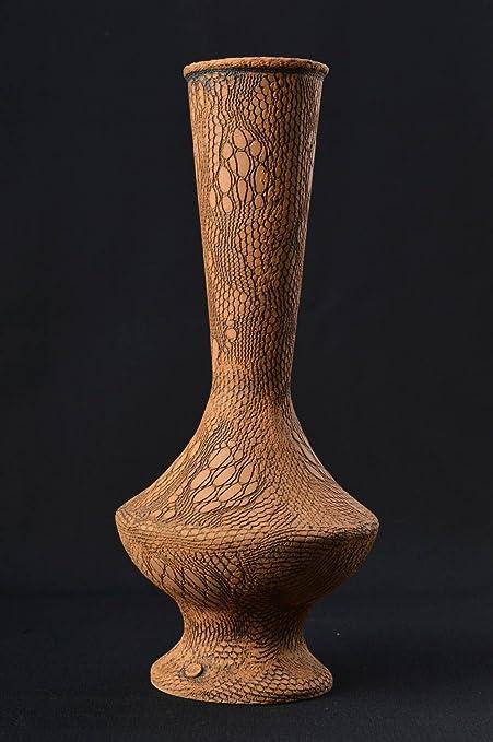Amazon Handmade Ceramic Vase Decorative Pottery Table Decor