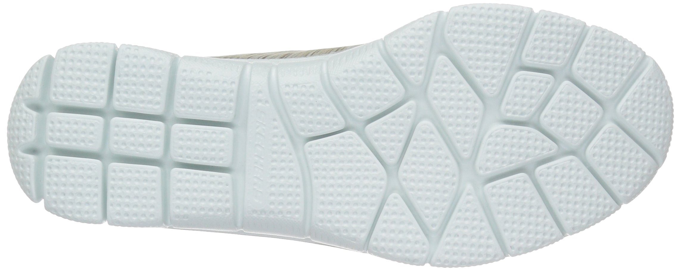 Skechers Women's Empire Game On Memory Foam Sneakers Shoes, Taupe, 6 B(M) US by Skechers (Image #3)