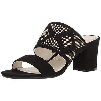 Anne Klein Women's Nara Dress Sandal Heeled | Heeled Sandals