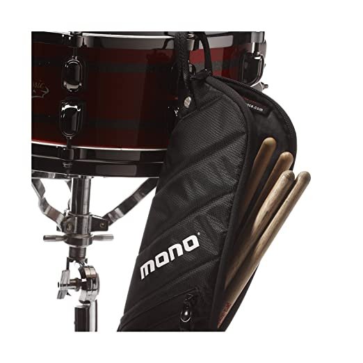 Amazon.com: Mono M80-SS-BLK-U Shinjuku Stick Bag Drumstick Case in Black with Drum Sticks and Zorro Sounds Custom Designed Instrument Cloth: Musical ...
