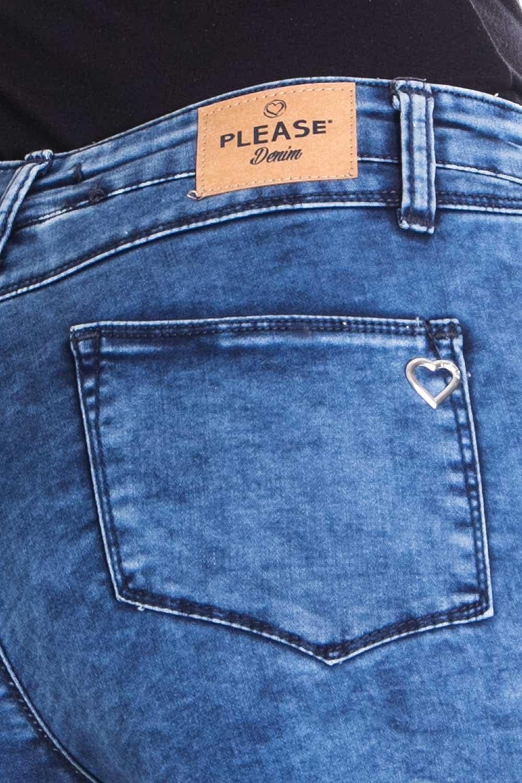 Please Jeans Donna P78L Skinny Stretch Skinny