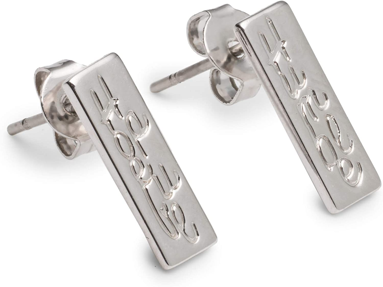Lokai Hopeful and Humble Earrings