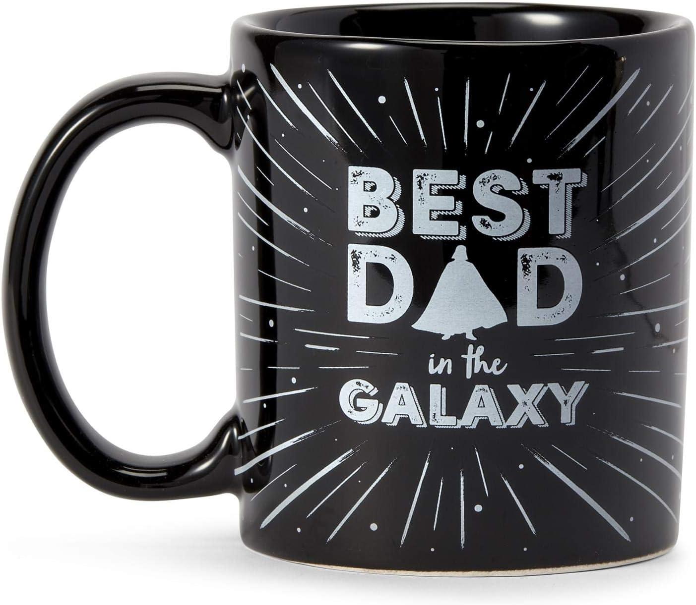 Black with Gift Box Happy Father/'s Day 11 oz Ceramic Coffee Mug