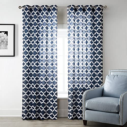 Pattern Curtains For Living Room Amazon Inspiration Pattern Curtains