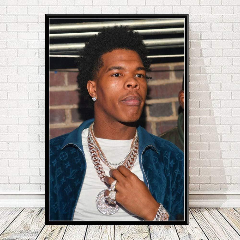yhyxll Poster Drucke Lil Baby Gunna Tropf Hip Hop Rap Musik S/änger Star Album Malerei Kunst Wandbilder F/ür Wohnzimmer Wohnkultur N 60x90 cm