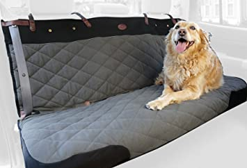 PetSafe Solvit Premium Bench Pet Seat Cover Standard 47 In L X 56