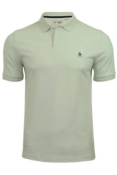 ORIGINAL PENGUIN Raised Rib Polo Shirt Hombre: Amazon.es: Ropa y ...