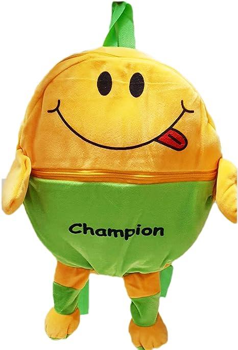 Punyah Creations Champion pithu Toy Bag(Yellow & Green)
