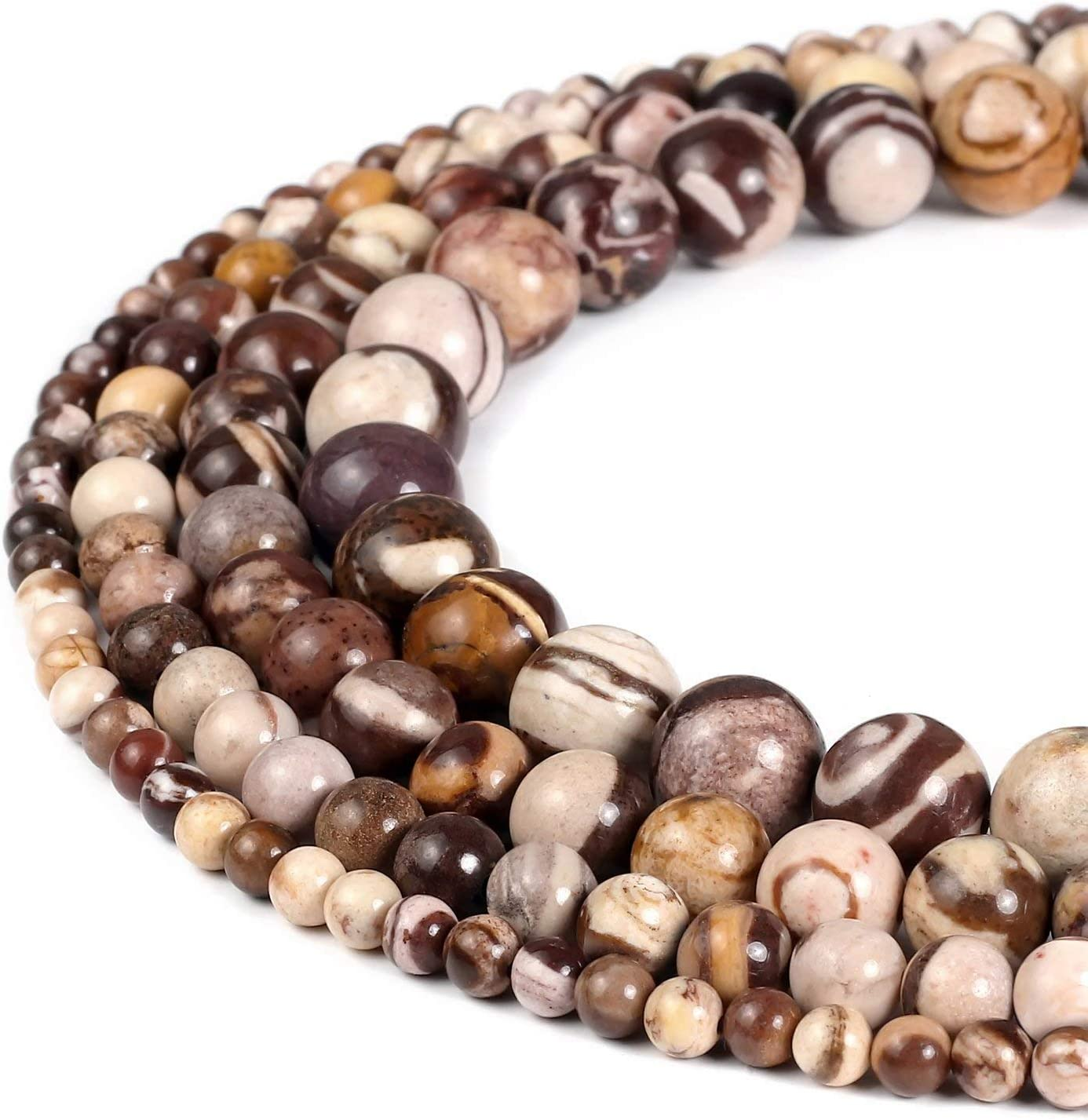 Zebra Opal   Gemstone Beads  Jewelry Supplies  Natural Stone
