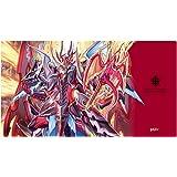 """ファイターズ ラバープレイマット Vol.7 カードファイト!! ヴァンガードG 『覇天皇竜ドラゴニックオーバーロード""""The Ace""""』"""