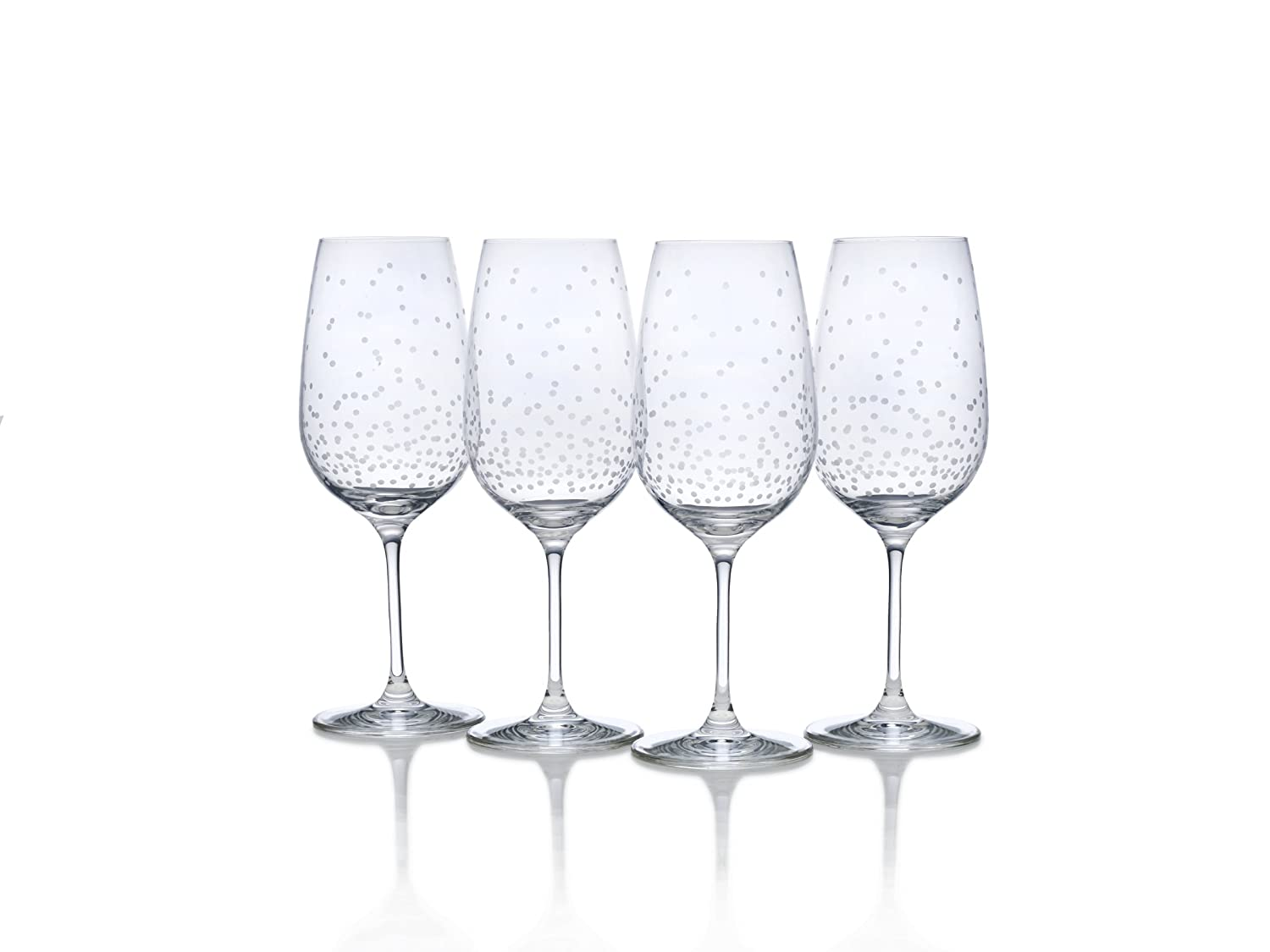 Mikasa Celebration Red Wine Glass, 19-Ounce, Set of 4 5174069