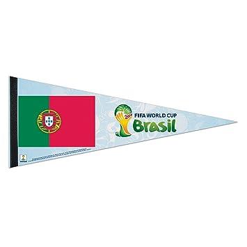 Wincraft Copa Mundial de la FIFA equipo Portugal – Banderín (