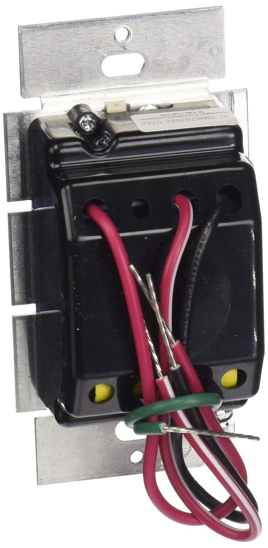Brown Lutron DVFSQ-F-BR Diva 1.5 A 3-Way//Single Pole 3-Speed Fan Control
