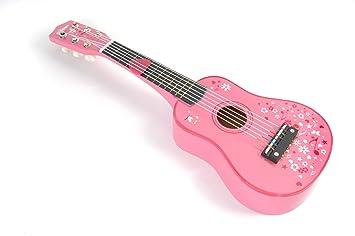 Tidlo Guitarra de Madera (Rosa)