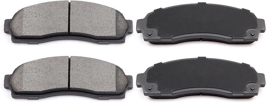 For 2003-2005 Ford Explorer Sport Trac Front Rear Ceramic Brake Pads