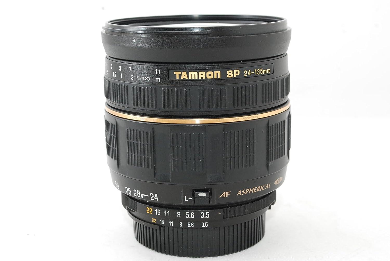 TAMRON タムロン SP AF 24-135mm F3.5-5.6 AD MACRO 290D 50周年記念モデル for Nikon   B07FCYC7J7
