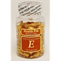 NU-Health Royal Jelly Vitamin E Moisture Complex (90 Capsules) - 24 Pack