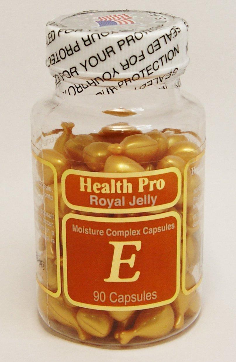 NU-Health Royal Jelly Vitamin E Moisture Complex (90 Capsules) - 24 Pack