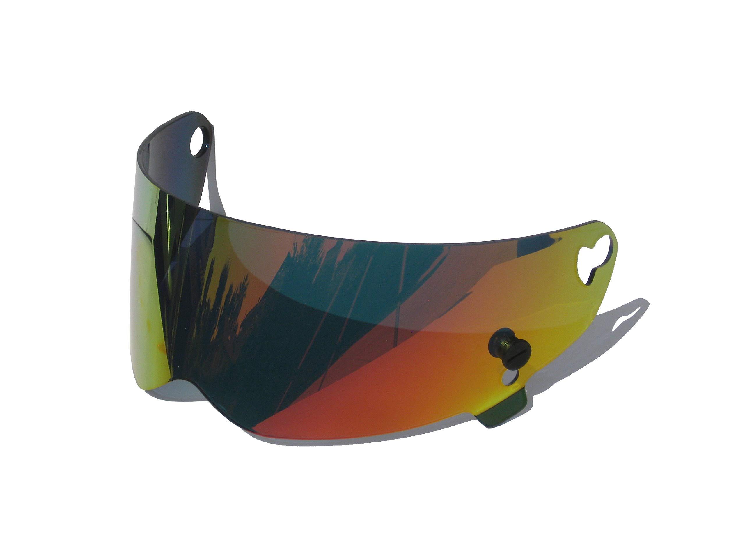 CRG Replacement Shield Visor for Full Face Helmet (Revo) by CRG Sports